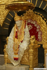 Shirdi Sai Baba Samadhi Temple Idol Shirdi