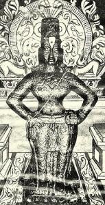 Lord vitthal of pandharpur