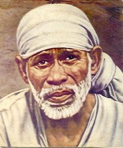 Sai Baba Face