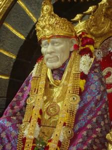 Sai Baba Idol Samadhi Temple
