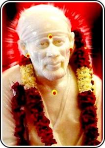 Sai Baba moon